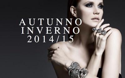 Collezioni Giovanni Raspini autunno-inverno 2014/15