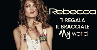 "Offerta Rebecca ""Promo MyWorld"""